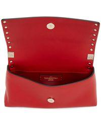 Valentino Red Garavani Rockstud Small Flap Bag