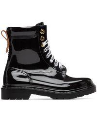 See By Chloé Florrie Rain Boots - Black