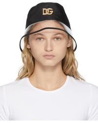 Dolce & Gabbana Dolcegabbana ロゴ バケット ハット - マルチカラー