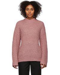 Won Hundred Pink Gisele Sweater