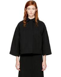 Totême  - Black Bari Jacket - Lyst
