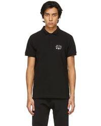 DIESEL ブラック T-randy-new-a2 ポロシャツ