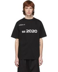 Xander Zhou Black 2020 T-shirt