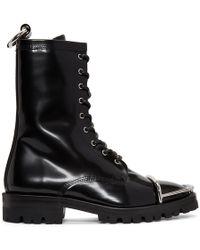 Alexander Wang - Black Kennah Boots - Lyst