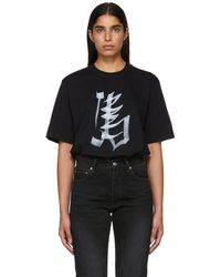 Vetements - Black Horse Chinese Zodiac T-shirt - Lyst