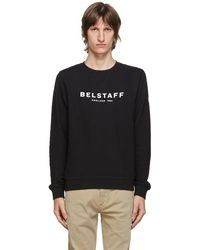 Belstaff ブラック 1924 スウェットシャツ