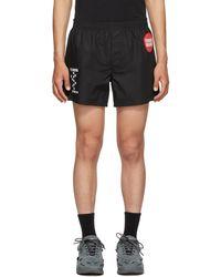 Raf Simons Patch Boxer Shorts - Black