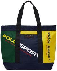 Polo Ralph Lauren マルチカラー Polo Sport トート