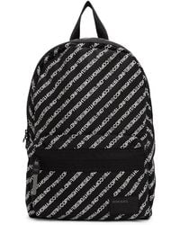 DIESEL Black Discover-me Mirano Backpack