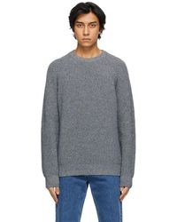 Norse Projects グレー Roald セーター
