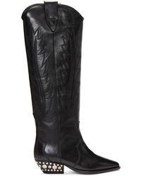 Isabel Marant - Black Dinzi Boots - Lyst