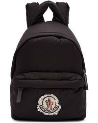 Moncler Genius 4 Moncler Simone Rocha Black Logo Backpack