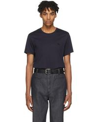 Burberry - Navy Joeforth Core T-shirt - Lyst