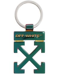 Off-White c/o Virgil Abloh Multicolor Iridescent Arrows Keyring