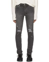 Ksubi - Black Travis Scott Edition Stitched Up Chitch Jeans - Lyst