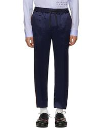 Gucci - Blue Jogging Trousers - Lyst