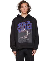 Etro - Star Wars Edition ブラック X-wing フーディ - Lyst