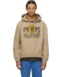 Phipps トープ Lumber ロゴ フーディ - マルチカラー