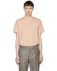 Rag & Bone - Pink Japan T-shirt - Lyst