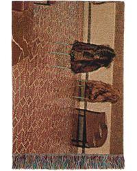 Bless Multicolor Plateau Sofa Lobby N°62 Blanket