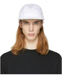 Paa - White Drill Palisades Cap - Lyst