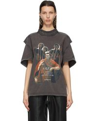 Y. Project Black Convertible Caesar T-shirt