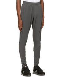 Han Kjobenhavn Pantalon de survêtement gris Daily Tights