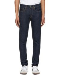 Rag & Bone - Indigo Standard Issue Fit 1 Jeans - Lyst