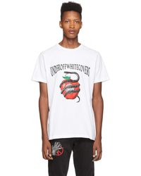 Off-White c/o Virgil Abloh White Undercover Edition Apple T-shirt
