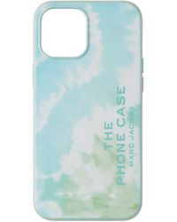 Marc Jacobs ブルー The Phone Iphone 12 Pro Max ケース