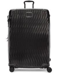 Tumi - Black Latitude Worldwide Trip Packing Suitcase - Lyst