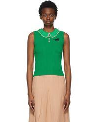 Gucci - グリーン セーター - Lyst