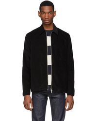 Norse Projects - Black Cord Jens Jacket - Lyst