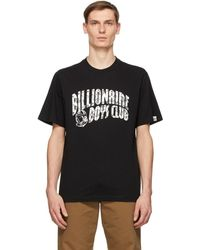 BBCICECREAM ブラック アーチ ロゴ T シャツ