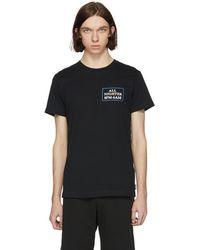 DIESEL - Black T-diego Sw T-shirt - Lyst