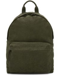 Officine Creative - Green Novak Backpack - Lyst