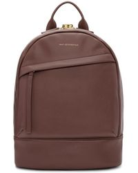 Want Les Essentiels De La Vie - Pink Mini Piper Backpack - Lyst