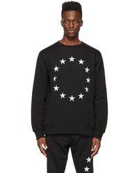 Etudes Studio Black Story Europa Sweatshirt