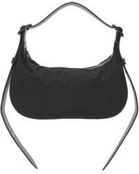 Dheygere Trench Coat Bag - Black