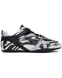 Balenciaga Drive Sneakers - Black