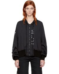 Unravel   Black 'that's My People' Jacket   Lyst