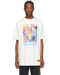 Heron Preston - ホワイト Heron Colors T シャツ - Lyst