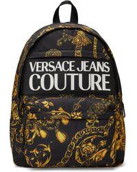 Versace Jeans Couture ブラック Regalia Baroque バックパック