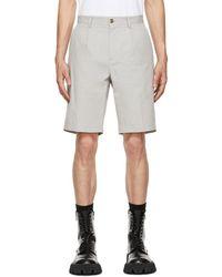 Han Kjobenhavn Grey Suit Shorts
