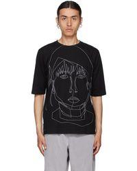 Bless T-shirt Stitched Starcut II noir