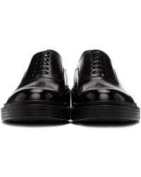 Giorgio Armani ブラック ビンテージ オックスフォード
