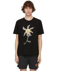 EDEN power corp T-shirt Lil Wretched noir édition Wretched Flowers
