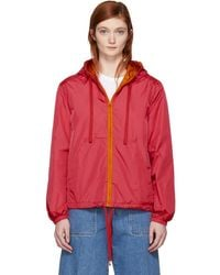 Acne Studios - Pink Marwy Face Jacket - Lyst