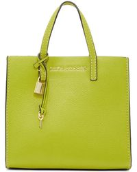 Marc Jacobs - Green Mini Grind Bag - Lyst