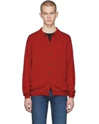 Second/Layer Red B-side Cardigan